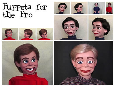 Puppets for the Pro